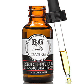 Beard Oil- Williamsburg 1 oz.
