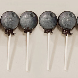 Star Wars - Star Wars Inspired Death Star Lollipops