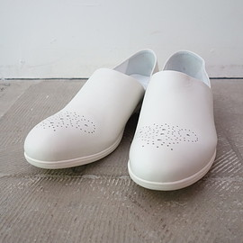 TRAVEL SHOES by Chausser - TR-010/ ホワイト