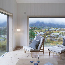 Kolman Boye Architects - Vega Cottage, Norway