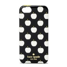 kate spade NEW YORK - RESIN IPHONE CASE NEW YORK APPLE