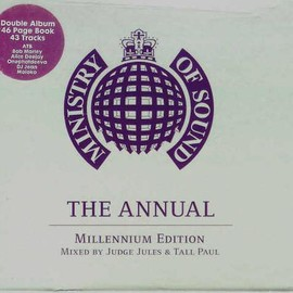 Various Artists - Ministry of Sound: The Annual Millennium Edition