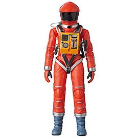 MAFEX マフェックス SPACE SUIT ORANGE Ver. 『2001: a sapce odyssey』 ノンスケール ABS&ATBC-PVC塗装済み アクションフィギュア