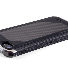 Element Case - Ronin II G10 Stainless Steel iPhone 5/5s Case