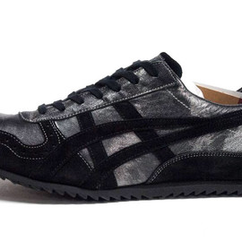 ONITSUKA TIGER - ULTIMATE TRAINER 「made in JAPAN」 「NIPPON MADE BLACK COLLECTION」
