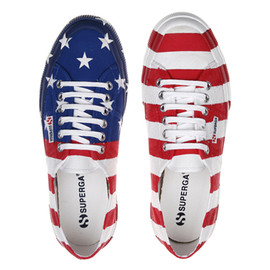 SUPERGA - American Flag Sneakers