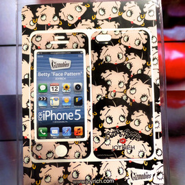 JOYRICH - GIZMOBIES FOR iPhone5/5S 【 BETTY BOOP 】