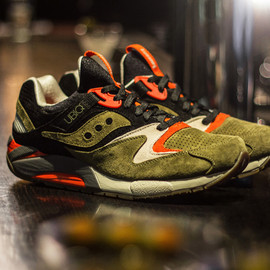 "Saucony - UBIQ x Saucony Grid 9000 ""Dirty Martini"""