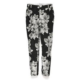 KAON - Flower Jacquard Pants