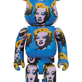 MEDICOM TOY - Andy Warhol's Marilyn Monroe BE@RBRICK 1000%