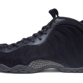 "NIKE - AIR FOAMPOSITE ONE PREMIUM ""TRIPLE BLACK"""