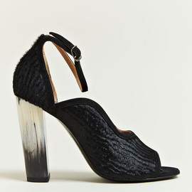 Dries Van Noten - OPEN TOE HEELS