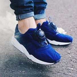 PUMA - PUMA DISC BLAZE BRIGHT BLUE