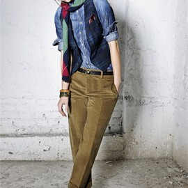 2014 Fall/Winter Pre Collection|2014年秋冬プレコレクション