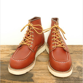 RED WING - redwing 8875