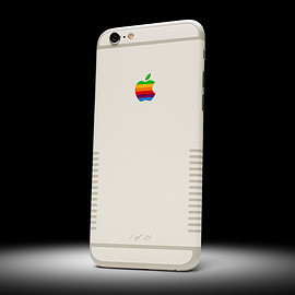 ColorWare - The iPhone 6s Meets the Apple IIe With ColorWare's Limited Edition Retro