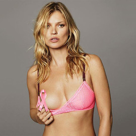 Stella McCartney, Kate Moss - Gemma Relaxing (Breast Cancer Awareness Campaign)