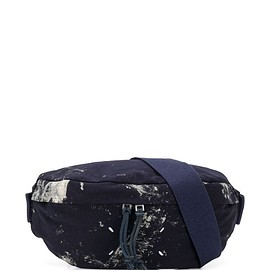 MAISON MARGIELA - Navy Tie-Dye Blue Nights Belt Bag