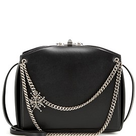 Alexander McQueen - SS2016 Leather shoulder bag