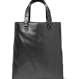LANVIN - Origami Leather Tote Bag
