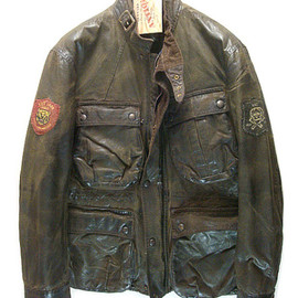 OLD JOE & Co. - BRITISH MOTORCYCLE JACKET