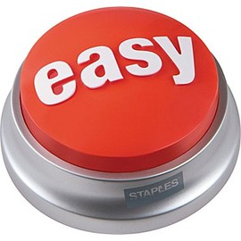 Staples - Easy Button™