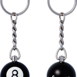 Supreme - 8-Ball Keychain