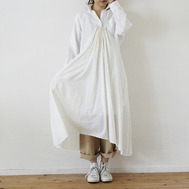 Simply - COTTON CAMISOLE DRESS (Long)