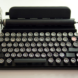QWERKYTOYS - The QWERKYWRITER