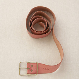 ARTS&SCIENCE - Thin Buckle Belt M