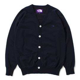 THE NORTH FACE PURPLE LABEL - COOLMAX® Cardigan