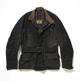 Barbour - Vintage Oil Jacket