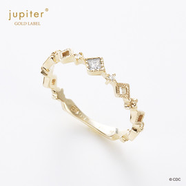 jupiter GOLD LABEL - ring