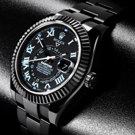 ROLEX, Bamford Watch Department - Sky Dweller