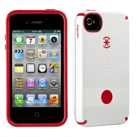 Speck - CandyShell Flag Cases for iPhone 4S/4