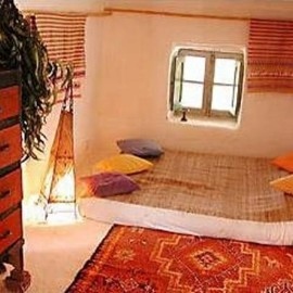 Morocco style bedroom