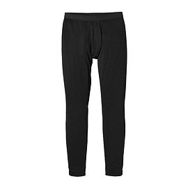 Patagonia - Men's Capilene Midweight Bottoms Black (BLK)