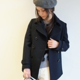 BEAUTY&YOUTH UNITED ARROWS - BYBC ∵メルトンPコート