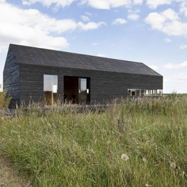 Carl Turner Architects - Stealth Barn, Norfolk, England