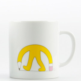 "Geoff McFetridge - ""Pointlessness"" Mug"