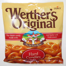 STORCK, 森永製菓 - Werther's Original