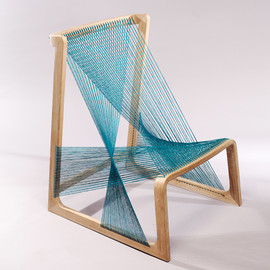 Silk Chair Design by Alvi Design