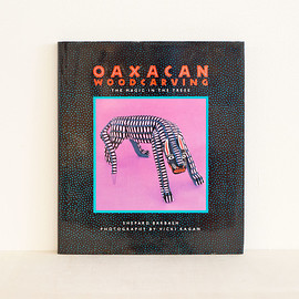 Shepard Barbash, Vicki Ragan - 古書 oaxacan wood carving The Magic in the Trees