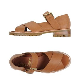 F-troupe - Leather Sandals