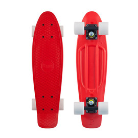 PENNY - PENNY COMPLETE/ SKATE BOARD -RED ×BLACK ×WHITE- 22inc-