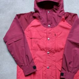 Boulder mountain style - Boulder Mountain Parka (Burgundy/Red)