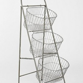 Urban Outfitters - Ladder Storage Basket