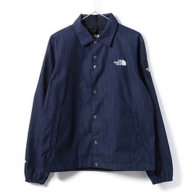 THE NORTH FACE - GTX Denim Coach Jacket - NP12042