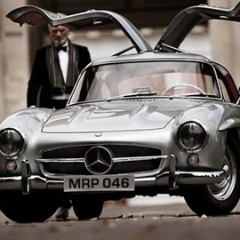 Mercedes-Benz - 300 SL