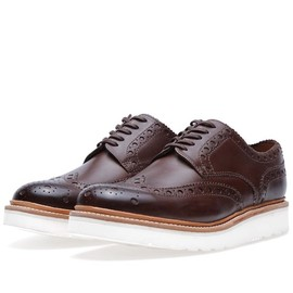 Grenson - grenson archie brougue GRENSON ARCHIE BROGUES | COGGLES PROMOTIONAL CODE